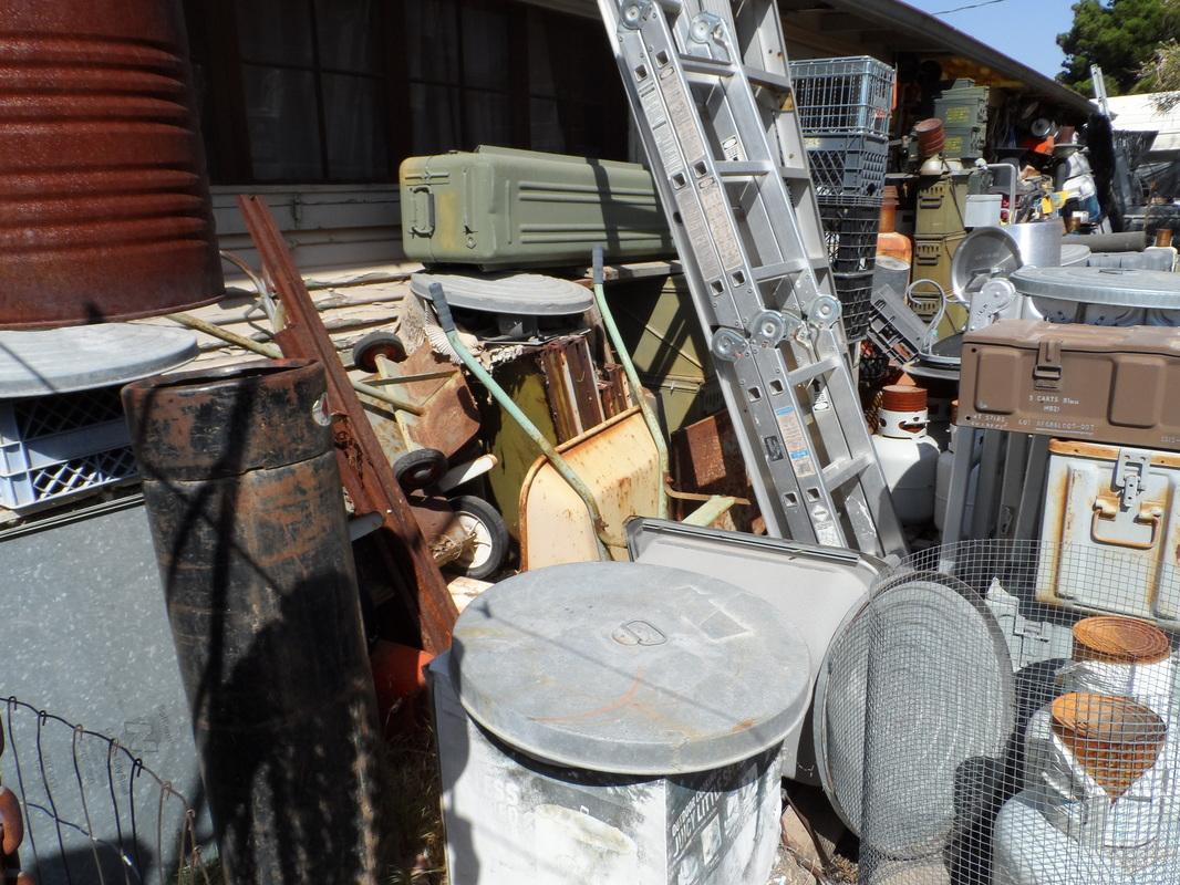 El Paso Junk Yards >> Cleanouts - El Paso Junk REMOVAL and Hauling FREE